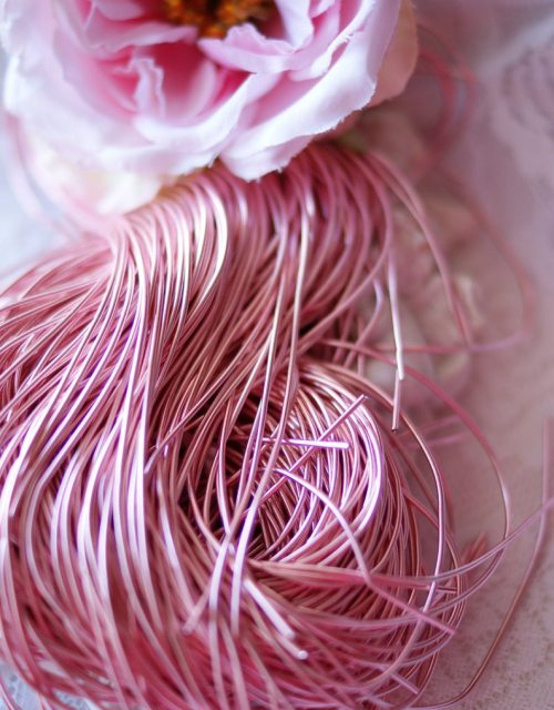 Baby Pink color Purl