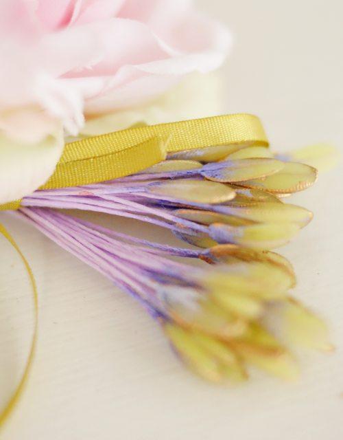 DIY Olive Green Flower stamen - Flower Peps