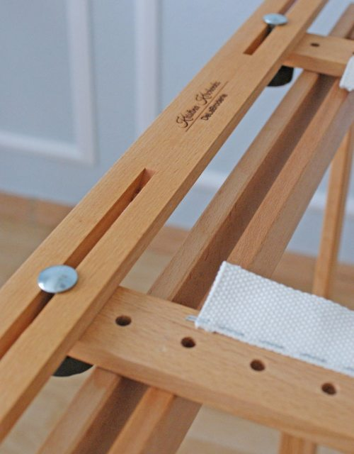 Frame for Tambour/Luneville embroidery