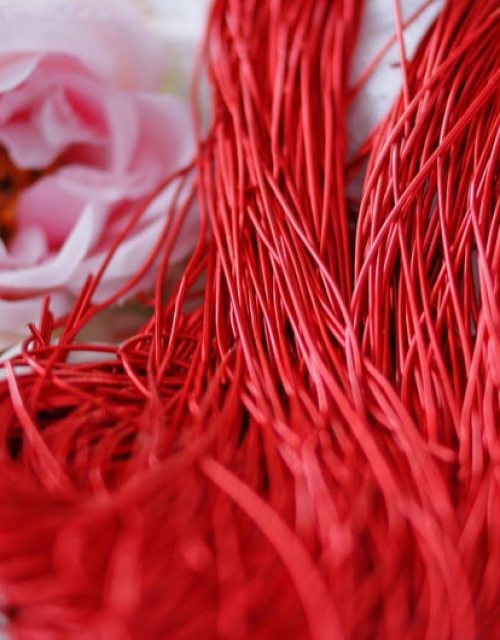 Red color Purl