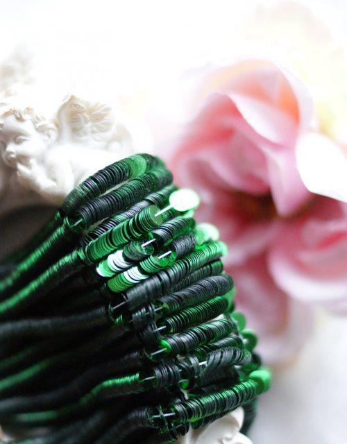 Metalizatti Emerald color Flat 4mm