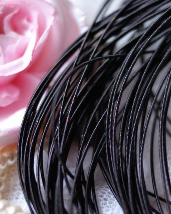 Black color Circular Purl