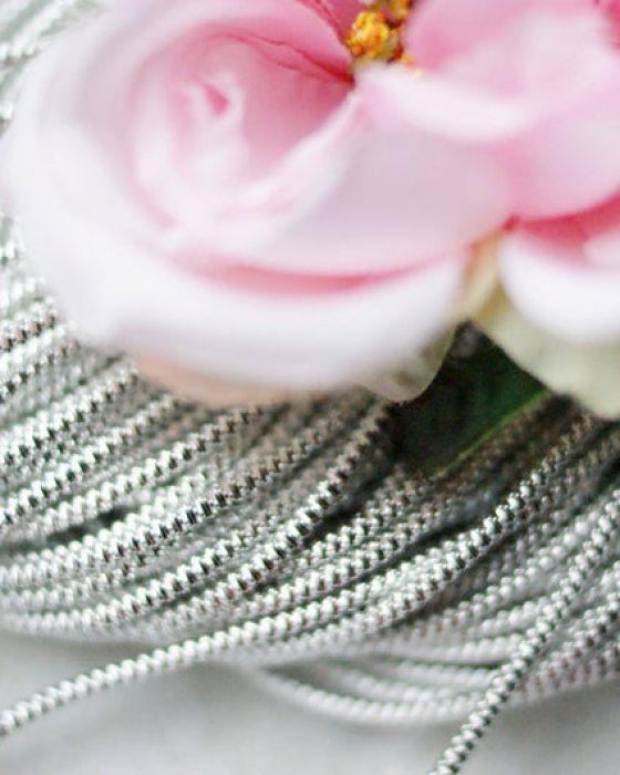 Silver Spiral Dapka 2 mm