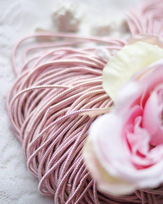 Pink Spiral Dapka 1.5 mm