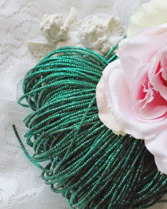 Emerald Green color Wire Nakshi 10 gr