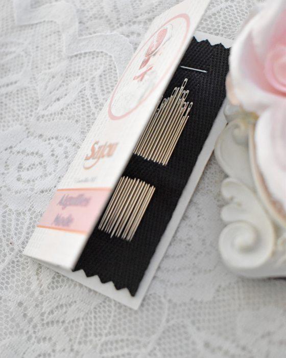 Sajou Milliner needles