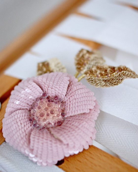 Brooch Flower